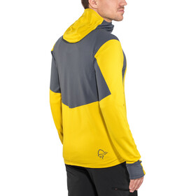 Norrøna M's Falketind Warm1 Stretch Zip Hoodie Eldorado